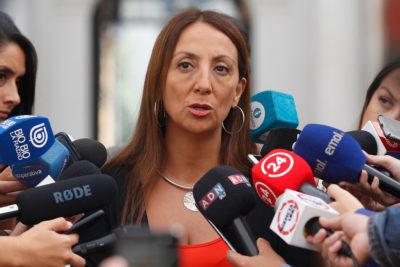 """Cecilia Pérez por presidencia de la Cámara: """"Necesitamos una buena oposición"""""""
