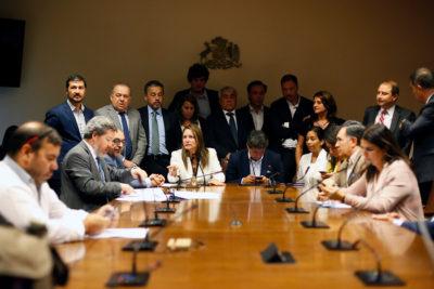 Se constituyó en el Congreso grupo interparlamentario chileno-venezolano