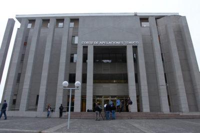 Corte de Temuco deja con arraigo nacional a 12 mapuches en causa por incendios