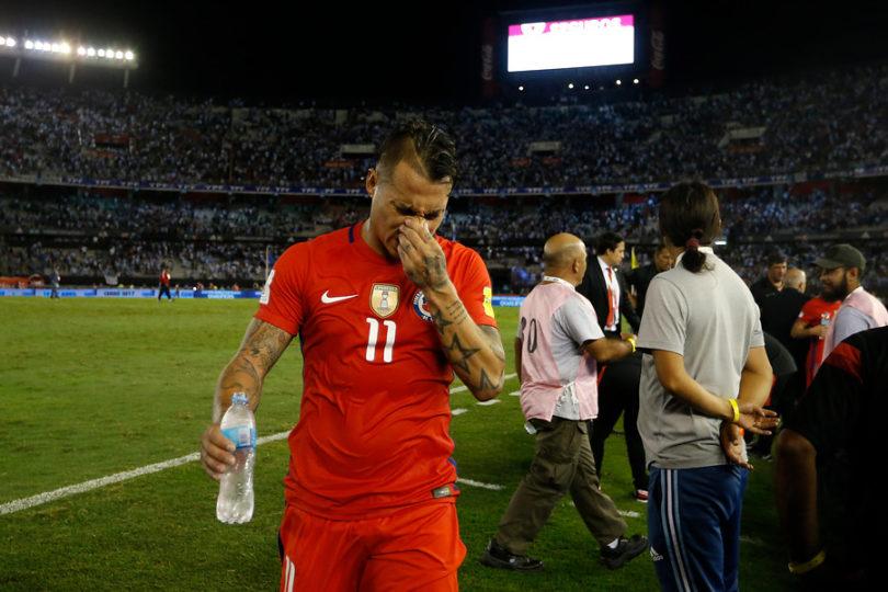 """""""Ya no quiere nada con él"""": papá de Eduardo Vargas apunta a Rueda y confirma que no estará en Copa América"""