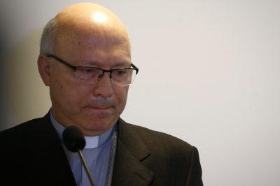 """Obispo Ramos por denuncia contra Rivera: """"El hecho es impresentable, terrible"""""""