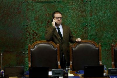 Gabriel Silber no será presidente de la Cámara tras cartas de denuncia por violencia intrafamiliar