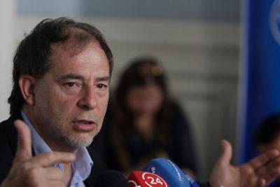 Girardi apunta a la urgencia de legislar para enfrentar el cambio climático