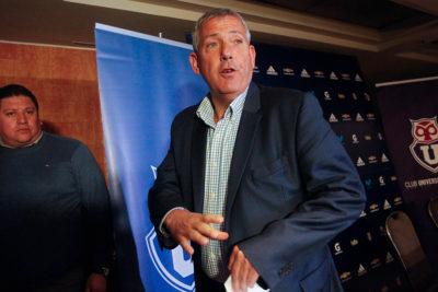Heller confirmó que no venderá acciones y que aún sueña con el estadio de la U