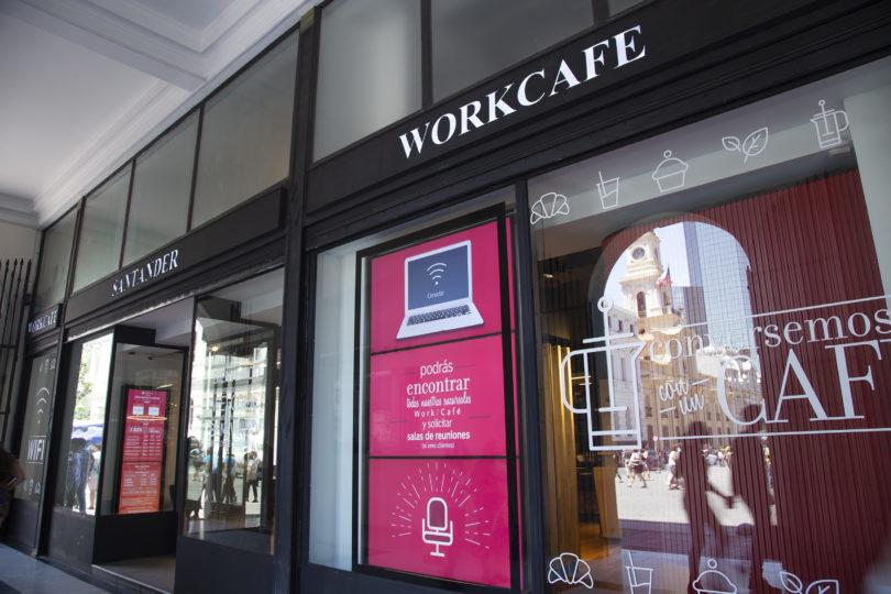 Work Café: la innovadora sucursal bancaria que se integra al nuevo boulevard gastronómico de Plaza de Armas