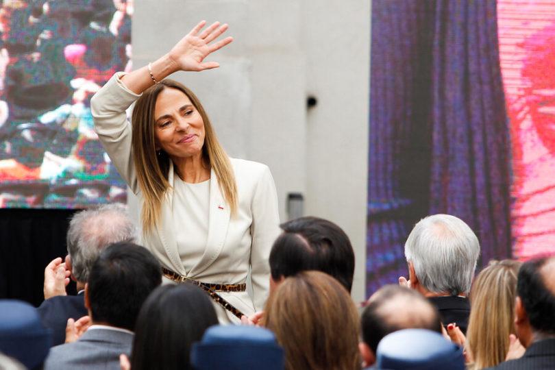 Gobierno distinguió a 23 mujeres en el acto conmemorativo del 8M