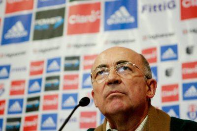 """Yuraszeck mandó a Heller a a dirigir """"un club de Tercera como Iberia"""""""