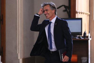 Ministro Valente destaca aporte de la inversión en el crecimiento de 4% en 2018