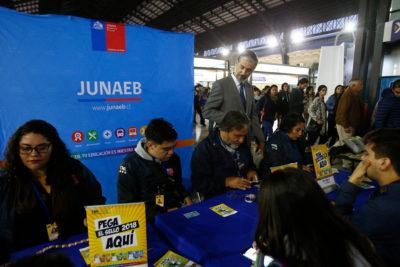 Junaeb realizará más de 1.650.000 atenciones en salud y bienestar en 2019