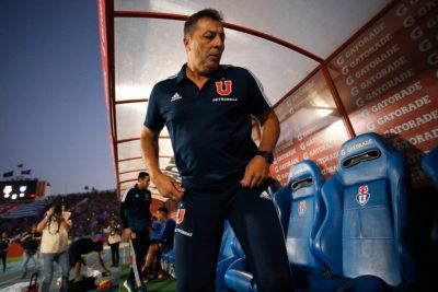 """Sabino Aguad: """"No hemos conversado de la renovación de Kudelka, no es un tema ahora"""""""