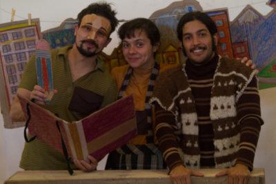 """""""Cartas de Niños"""", la obra de teatro que busca recordar a los hijos de los detenidos desaparecidos"""