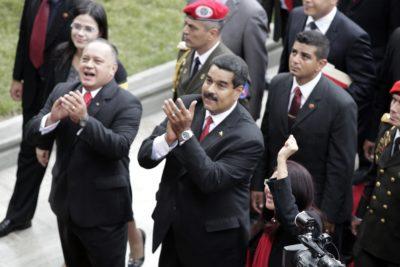 Maduro le da 48 horas para abandonar Venezuela al embajador de Alemania