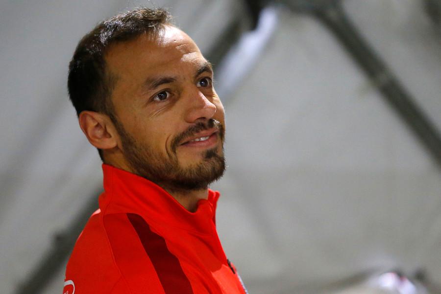 Marcelo Díaz podría ser campeón en cancha con Racing este domingo