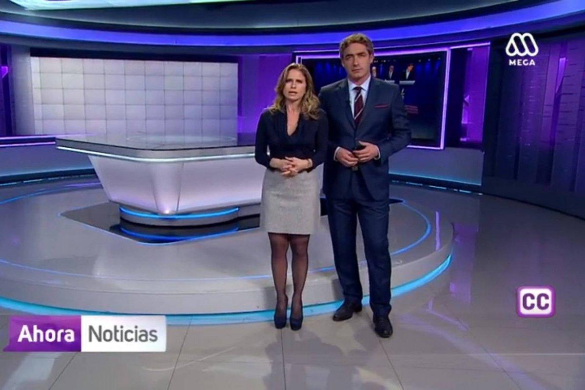 CNTV formula cargos contra Mega y Ahora Noticias por emisión de imágenes falsas en el 8M