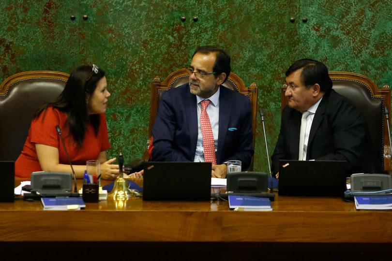 Mesa de la Cámara concreta renuncia: elección sería el 19 de marzo