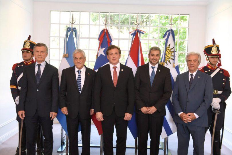 Piñera confirmó postulación con Argentina, Uruguay y Paraguay para Mundial 2030