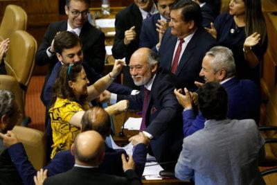 Diputados oficialistas dicen que presidencia de la Cámara Baja está atada al FA