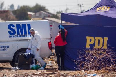 Encuentran en sacos restos de una mujer en Huechuraba