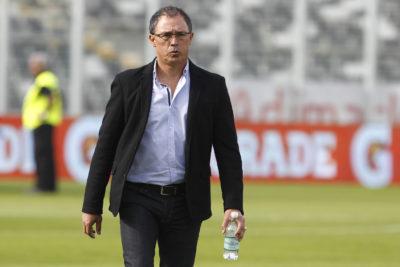 """Alfredo Arias será el sucesor de Frank Kudelka: """"Está confirmado que llego a la U"""""""