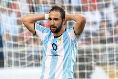 """Higuaín anunció su retiro de la selección argentina: """"Ya se pueden dejar de preocupar por si estoy o no"""""""