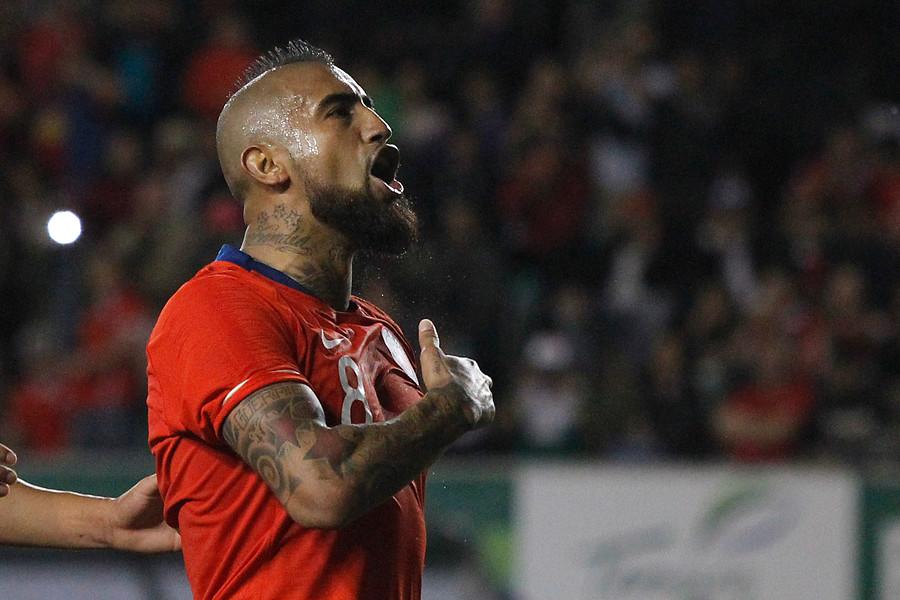 Arturo Vidal sufre por problemas de visa y llegará atrasado a San Diego