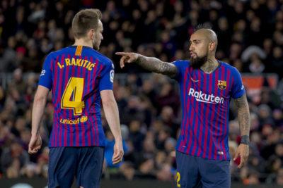 El Barcelona de Vidal se enfrentará al United de Alexis en cuartos de final de la Champions