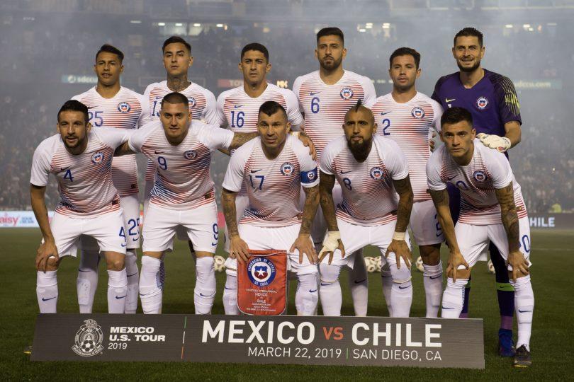 La Roja busca de lavar la mala imagen mostrada ante México y sale a enfrentar a EE.UU.