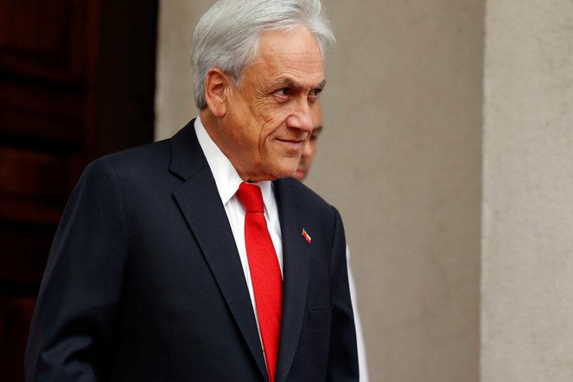 """Piñera se alegró """"mucho"""" por declaraciones de Bachelet sobre Venezuela"""