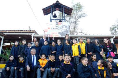 Piñera destaca Aula Segura y Admisión Justa al inaugurar año escolar