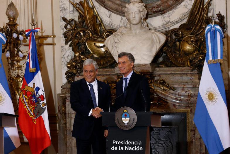 Piñera sostiene primera reunión formal por postulación a la Copa del Mundo 2030