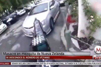 Todo lo que se sabe hasta el momento del brutal atentado transmitido en vivo contra mezquitas en Nueva Zelanda