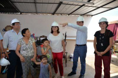 Minvu comienza entrega de subsidios para recuperación habitacional en Arica y Parinacota