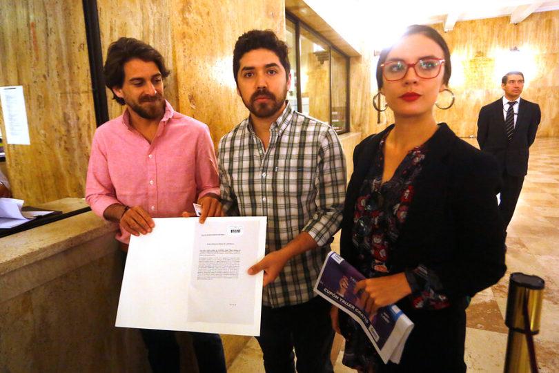 Diputados denunciaron a ministra en Contraloría por gira de Admisión Justa