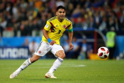 Radamel Falcao le avisó a la Roja sobre Japón, rival en Copa América 2019