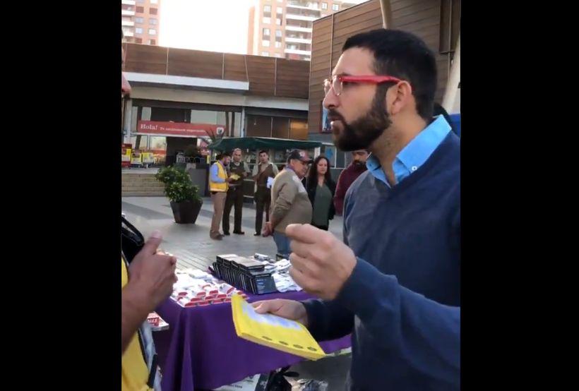 VIDEO | ¿Esta es su forma de hacer política alcalde?