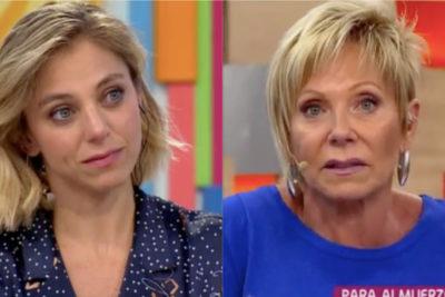 Dress code por visita de Bolsonaro termina con Mariana Derderián enfrentando a Raquel Argandoña por Maite Orsini
