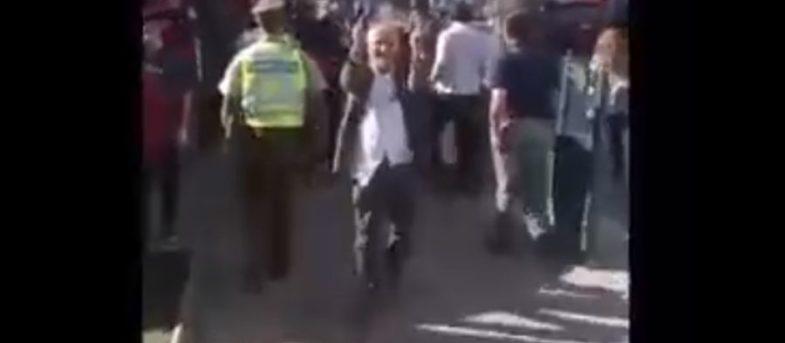 VIDEO |La insólita explicación del alcalde de Quilpué por sus gestos obscenos