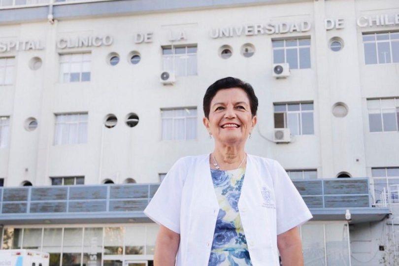 Hospital Clínico U. de Chile nombra por primera vez a una mujer como directora general