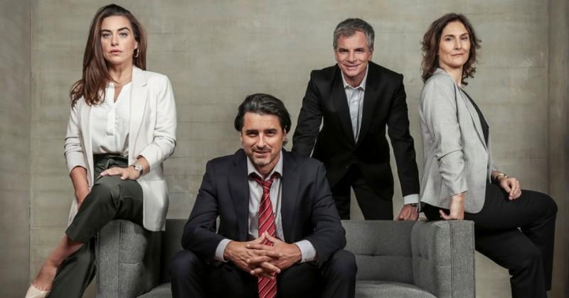 Actor de Mega se disculpa públicamente con familia de Hernán Canales por teleserie Juegos de Poder