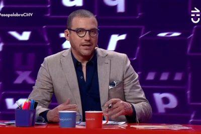 """CHV no emitirá episodio de """"Pasapalabra"""" por participante vinculado a caso de pedofilia"""
