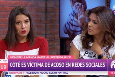 """María José Quintanilla destapa acoso sexual que sufre en Instagram: """"No hay una política pública que me ampare"""""""