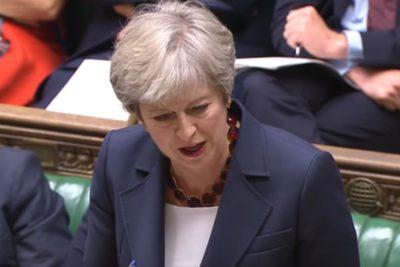 Theresa May ofreció su renuncia a cambio de la aprobación del acuerdo por el brexit