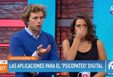 "Avalancha de críticas al matinal Mucho Gusto por incentivar aplicaciones para ""psicopatear"" a tu pareja"
