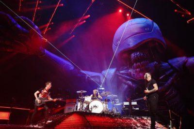 Muse agendó un concierto para octubre en la Pista Atlética del Estadio Nacional