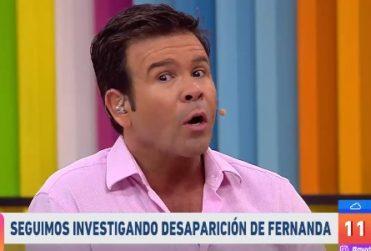 La singular explicación de Ignacio Gutiérrez en medio de críticas al Muy Buenos Días por publicar video falso de Fernanda Maciel