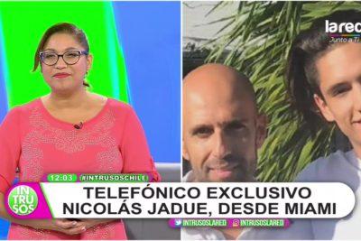 """Hijo de Sergio Jadue salió en su defensa y apuntó a su madre: """"Ella le fue infiel a mi papá"""""""