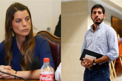 Diputados Maite Orsini y Jorge Brito sufrieron accidente durante sus vacaciones en el Caribe colombiano