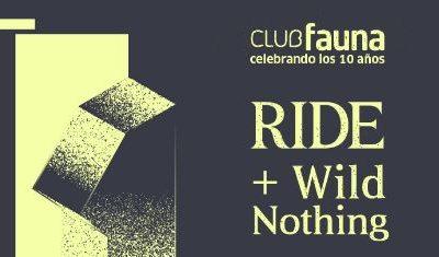 La banda británica Ride debutará con concierto en Chile