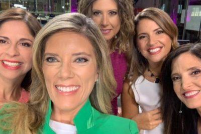 De Mónica Rincón a Monserrat Álvarez: rostros de prensa se definen por participación de hombres en marcha del 8M