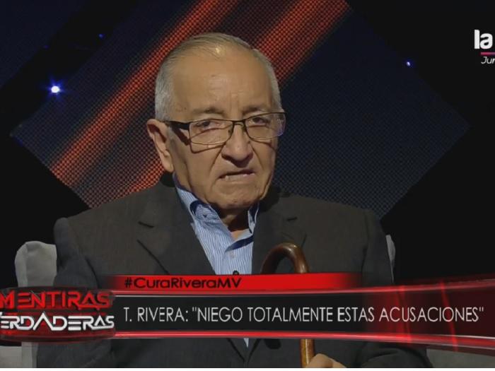 "Sacerdote Tito Rivera solicitó ""ser dimitido del estado clerical"""